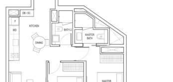 amber-park-floor-plan-2-bedroom-b1-east-coast-marine-parade-singapore