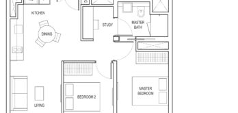 amber-park-floor-plan-2-bedroom-study-b2-east-coast-marine-parade-singapore