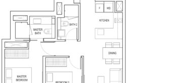 amber-park-floor-plan-2-bedroom-study-b3-east-coast-marine-parade-singapore