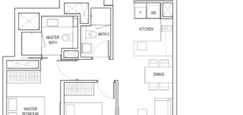 amber-park-floor-plan-2-bedroom-study-b4b-east-coast-marine-parade-singapore