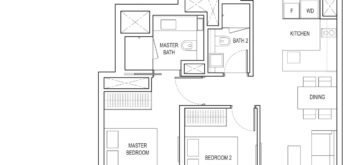 amber-park-floor-plan-2-bedroom-study-b4b-pes-east-coast-marine-parade-singapore