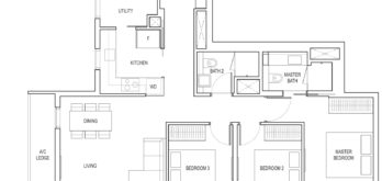 amber-park-floor-plan-3-bedroom-c2a-east-coast-marine-parade-singapore