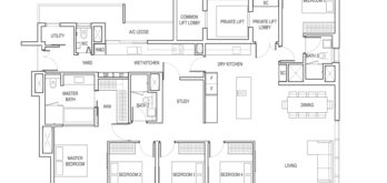amber-park-floor-plan-5-bedroom-study-e3-pes-east-coast-marine-parade-singapore